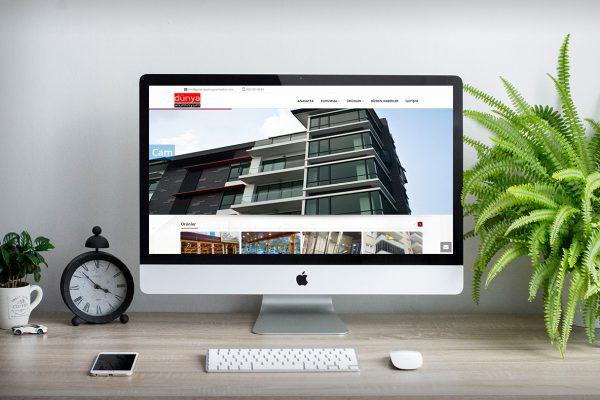 Dünya Cam Balkon – Web Tasarım
