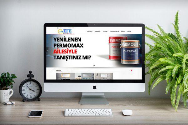 Efe Boya – Web Tasarım