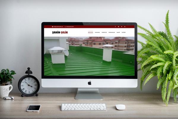 Şahin Çelik – Web Tasarım