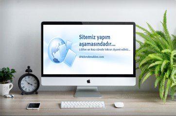 Doruk Makine – Web Tasarım