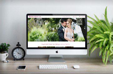 Düğün Rehberim – Web Tasarım