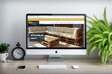 ATILGANLAR PALET – WEB TASARIM