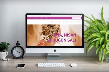 SALON BK – WEB TASARIM